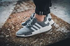 Baskets gris adidas pour homme NMD