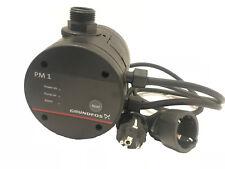 Grundfos PRESSCONTROL PM 1 Drucksteuerung Druckschalter Pm1 Druckmanager