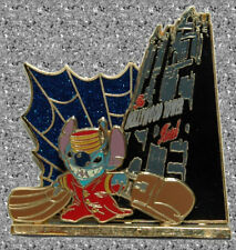 Bellhop Stitch Twilight Zone Tower of Terror Pin DISNEY LE 1000 - 3D Attractions