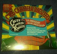 CROSS CANADIAN RAGWEED  HAPPINESS & ALL THE OTHER DELUXE EDITION 15 ANNIVERSARY