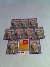 *****Elliot Ness*****  Lot of 10 cards / 1992 Americana