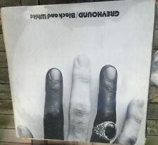 Greyhound, Black And White vinyl LP, Trojan 1971