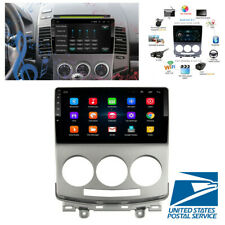 9'' Android 9.1 Quad-core 2+32GB GPS Player Radio WiFi DAB For 05-10 Old Mazda 5