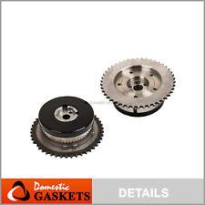 Pair Intake Exhaust Variable Timing Gear Camshaft Sproket fits GM 2.0L 2.4L