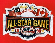 1998 UHL United Hockey League All Star Game Patch