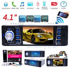 "4.1"" HD LCD Car In-Dash Bluetooth Stereo Audio MP3 MP5 Player FM Receiver Radio"