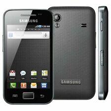 Samsung Galaxy Ace GT-S5830 - Cerámica Negro (Desbloqueado) Teléfono Inteligente EE