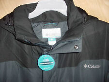 NEW! COLUMBIA MENS OMNI-SHIELD *PATH TO ANYWHERE* INSULATED XL JACKET- WM5451