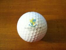 Logo Golf Ball-The Naples Beach Hotel & Golf Club.