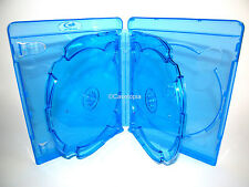 NEW! 1 VORTEX 5-Disc Blu-ray Replacement Case Multi - Holds 5 Discs