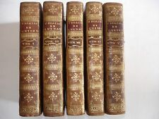 BEL EXEMPLAIRE THEATRE DE QUINAULT 1739 AVEC 34 GRAVURES