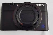 Sony Cyber-shot DSC-RX100M3 20.1 MP Digitalkamera - Schwarz