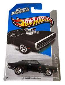 Hot Wheels Dodge Charger R/T - Fast and Furious - Combined Postage Available