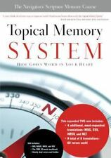 Topical Memory System : Hide God's Word in Your Heart by Matthew Paul Turner and