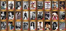 Elvis Presley Tribute music Trading Cards