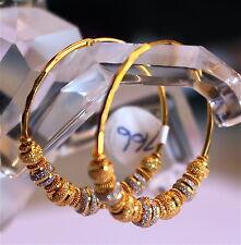 21ct Gold Earrings