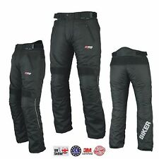 New BIKER Ladies Girls Womens Motorcycle Trouser Thermal Motorbike Trousers Pant