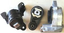 3PC MOTOR MOUNT FOR 2010-2011-2012 FORD FUSION 3.0L AUTOMATIC FAST FREE SHIPPING