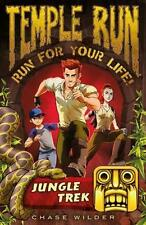 Temple Run: Jungle Trek (Temple Run: Run For Your Life!), Wilder, Chase, New Boo