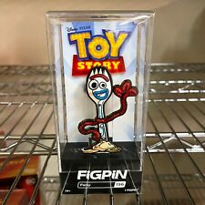 Disney Pixar Toy Story 4 FiGPiN : Forky 196 Collector Pin Hard Case