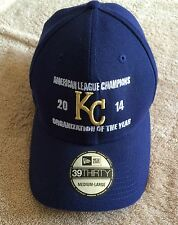 KANSAS CITY ROYALS NEW ERA 2014 WORLD SERIES FALL CLASSIC BALL CAP