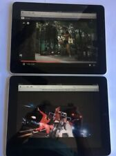 Lot Of Used 2 Apple iPad ,A1219,16 GB,wifi 9.7 inch,Tested Working Ready For Use