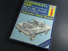 1982 thru 1992 chevrolet gmc s10 s15 pick ups 2wd 4wd automotive repair manual