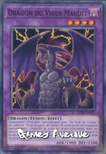 Yu-Gi-Oh ! Dragon du Virus Maudit LEDD-FRA37 (LEDD-ENA37) VF/COMMUNE