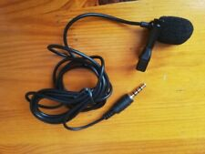 Lavalier Microphone Mic For Laptop Android Cell Phone Para Celular Yak Microfono