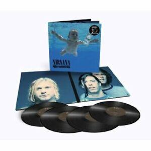 Nirvana - Nevermind (4 LP Deluxe Edition) Vinyl Box Set (VG)