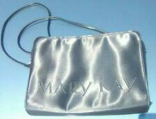 Mary Kay Consultant Sample Organizer Shoulder Bag Case Black Strap Pockets Purse