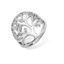 Anillos de joyería anillo con piedra blanca
