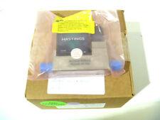 Teledyne Hastings HFC-302 4SCFH/HELIUM 20PSI/10TORR Flow Controller 2012 NIB