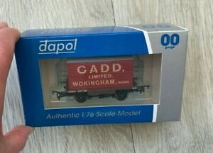 DAPOL OO - GADD Ltd WOKINGHAM CONTAINER ON SR CONFLAT - LIMITED EDITION - BOXED