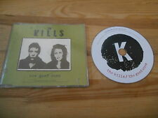 CD Pop The Kills - The Good Ones (1 Song) Promo DOMINO REC sc