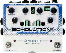 Echolution 2 Filter Pro Multi-Tap Delay Guitar Pedal from Pigtronix