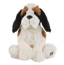 Webkinz Alpine St. Bernard HM663 Plush Animal With Secret Code for Website GANZ