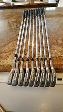 Cleveland TA6 Iron Set 3-sw steel Regular Flex/golf bag. nice!!