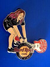 HRC hard rock cafe las vegas Grand opening 2009 servidor Smashing Guitar le1000