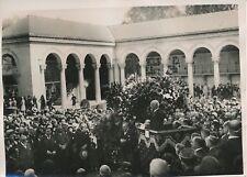 PARIS c.1930 - Obsèques de Sylvain Père Lachaise - PRM 381