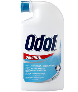 ODOL Original  Mouthwash 125ml Oral Care - Mouth wash Cosmetic from Germany