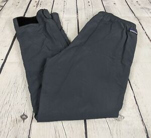 Vintage PATAGONIA Insulated Fleece Winter Snow Pants xl