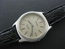Tissot Genuine Leather Band Quartz (Battery) Wristwatches