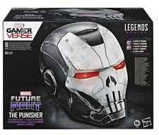 Hasbro Marvel Legends Gamerverse The Punisher Electronic Helmet - NISB