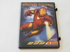 Iron Man Not Rated Marvel Widescreen 2008 DVD Promotional !