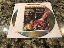 Voodoo Curse The Giddeh/Mexican Werewolf In Texas Dvd! 2005 B Horror!