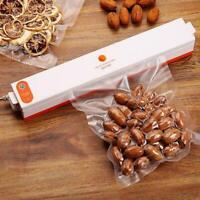Vacuum Sealer Food Saver Machine Home Sealing Meal Saver Packing Fresh L2J1