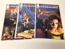 J.U.D.G.E #1-3 (IMAGE/MATURE/BAD GIRL/HOT COVERS/GREG HORN/121736v2) FULL SET
