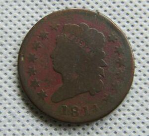 1811 U.S. Large Cent Good