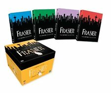 Frasier - Series 1-11 Complete Collection Series 1 2 3 4 5 6 7 8 9 10 11 New DVD